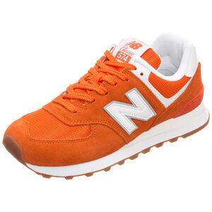 WL574-ESU-B Sneaker Damen, Orange, zoom bei OUTFITTER Online