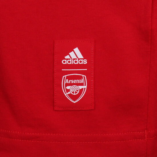FC Arsenal DNA T-Shirt Herren, rot / weiß, zoom bei OUTFITTER Online