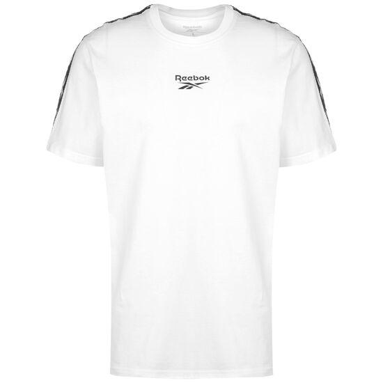 Essentials Tape T-Shirt Herren, weiß, zoom bei OUTFITTER Online