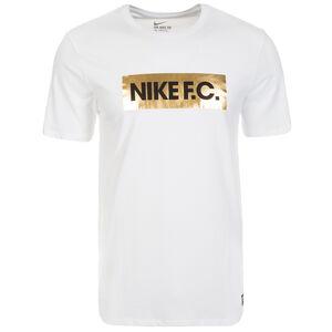 F.C. Foil T-Shirt Herren, Weiß, zoom bei OUTFITTER Online