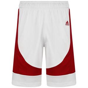 N3XT L3V3L Prime Game Basketballshorts Herren, rot / weiß, zoom bei OUTFITTER Online