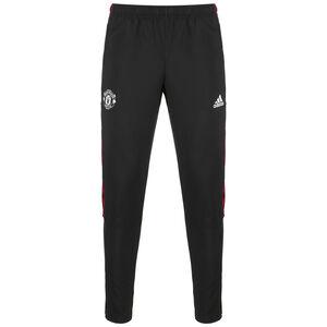 Manchester United Präsentationshose Herren, schwarz / rot, zoom bei OUTFITTER Online