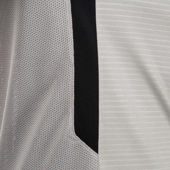 Dry Tiempo Premier Fußballtrikot Herren, grau / schwarz, zoom bei OUTFITTER Online
