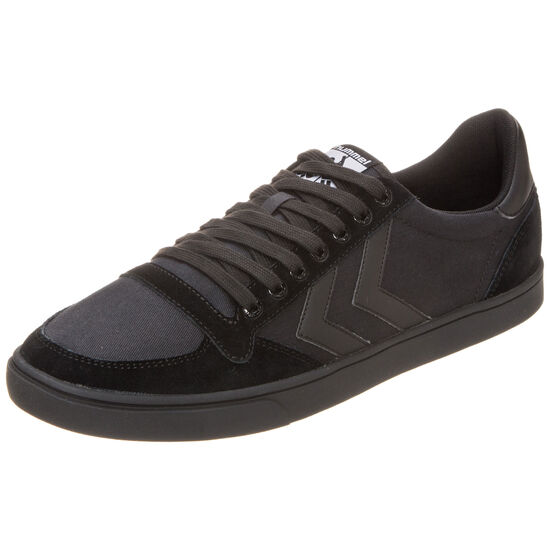 Slimmer Stadil Tonal Low Sneaker, Schwarz, zoom bei OUTFITTER Online