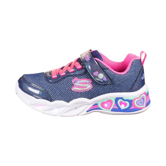 Sweetheart Lights Sneaker Kinder, hellblau / rosa, zoom bei OUTFITTER Online