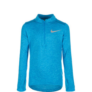 Dry Element Laufshirt Kinder, Blau, zoom bei OUTFITTER Online