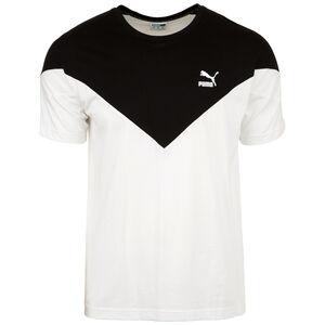 Iconic MCS T-Shirt Herren, weiß / schwarz, zoom bei OUTFITTER Online