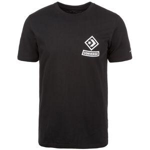 Diamond Arch T-Shirt Herren, schwarz, zoom bei OUTFITTER Online