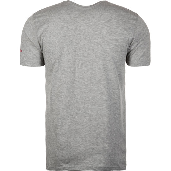 NBA Miami Heat Logo T-Shirt Herren, Grau, zoom bei OUTFITTER Online