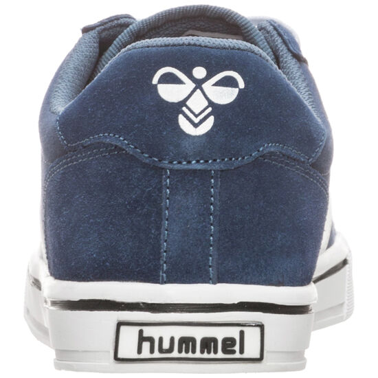 Nile Canvas Low Sneaker, dunkelblau, zoom bei OUTFITTER Online
