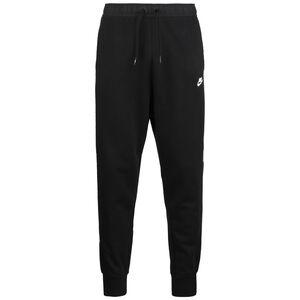 NSW Hybrid Jogginghose Herren, schwarz / weiß, zoom bei OUTFITTER Online