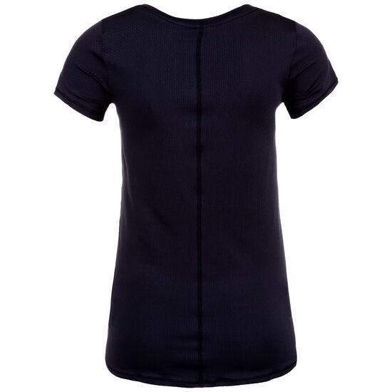 HeatGear Armour Trainingsshirt Damen, schwarz, zoom bei OUTFITTER Online