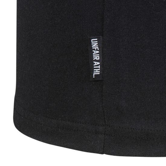 DMWU Typo T-Shirt Herren, schwarz / weiß, zoom bei OUTFITTER Online