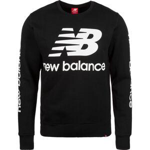 Essentials Logo Crew Sweatshirt Herren, schwarz, zoom bei OUTFITTER Online