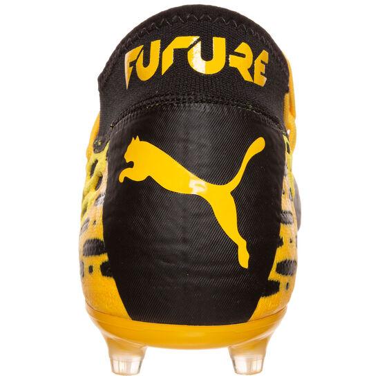 Future 5.2 NETFIT FG/AG Fußballschuh Herren, gelb / schwarz, zoom bei OUTFITTER Online