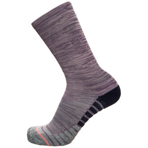 Athletic Fusion Slay Girl Crew Socken Damen, Lila, zoom bei OUTFITTER Online