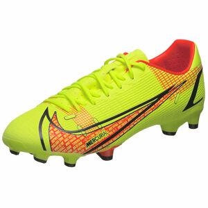 Mercurial Vapor 14 Academy MG Fußballschuh Herren, neongelb / rot, zoom bei OUTFITTER Online