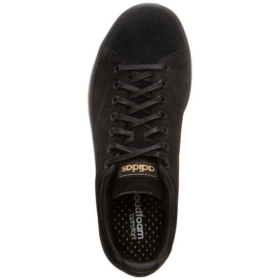 Advantage Sneaker Damen, schwarz / gold, zoom bei OUTFITTER Online