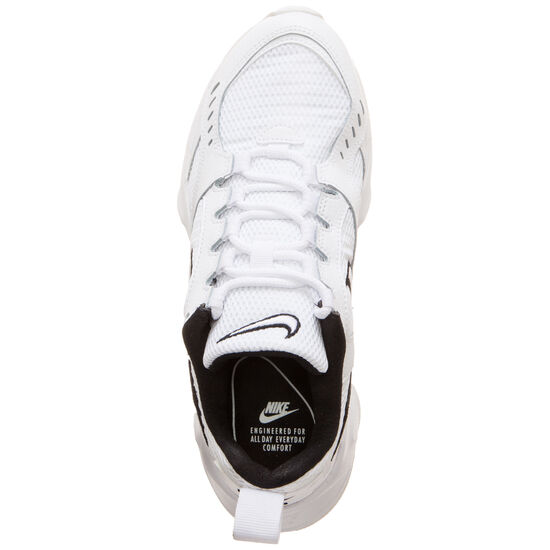 Air Heights Sneaker Damen, weiß / schwarz, zoom bei OUTFITTER Online