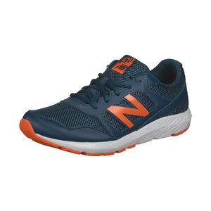 570 Sneaker Kinder, blau / orange, zoom bei OUTFITTER Online