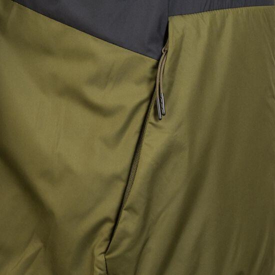Sportswear Synthetic Fill Kapuzenjacke Herren, oliv / schwarz, zoom bei OUTFITTER Online