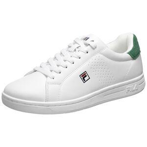 Crosscourt 2 F Low Sneaker Herren, weiß / grün, zoom bei OUTFITTER Online