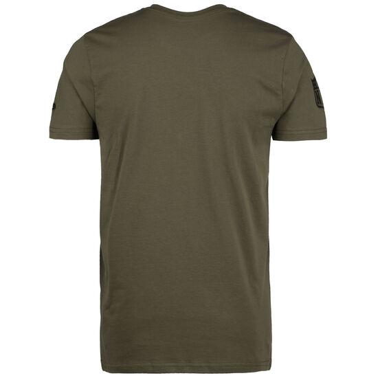 NFL New England Patriots Camo Wordmark T-Shirt Herren, oliv, zoom bei OUTFITTER Online