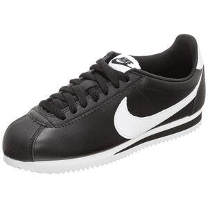 Classic Cortez Leather Sneaker Damen, Schwarz, zoom bei OUTFITTER Online