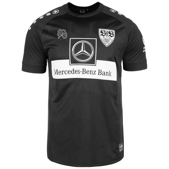 VfB Stuttgart Trikot 3rd 2019/2020 Herren, schwarz, zoom bei OUTFITTER Online