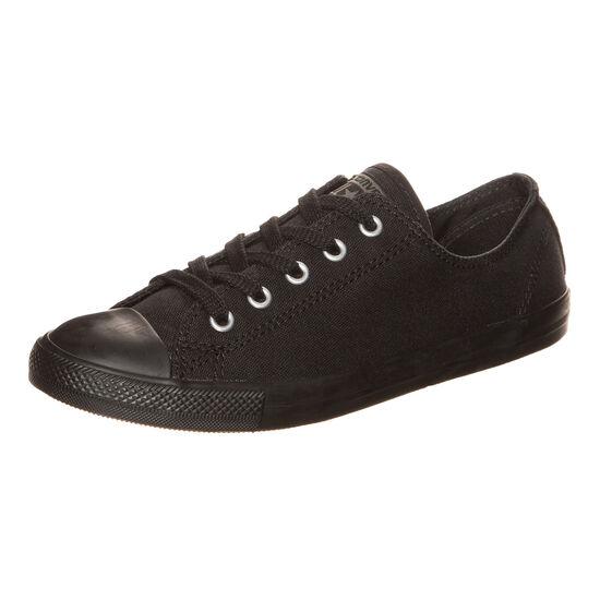 Chuck Taylor All Star Dainty OX Sneaker Damen, Schwarz, zoom bei OUTFITTER Online