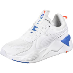 RS-X Master Sneaker, weiß / blau, zoom bei OUTFITTER Online