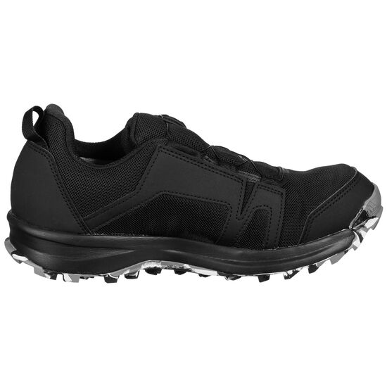 Terrex Agravic Boa Trail Laufschuh Kinder, schwarz / grau, zoom bei OUTFITTER Online