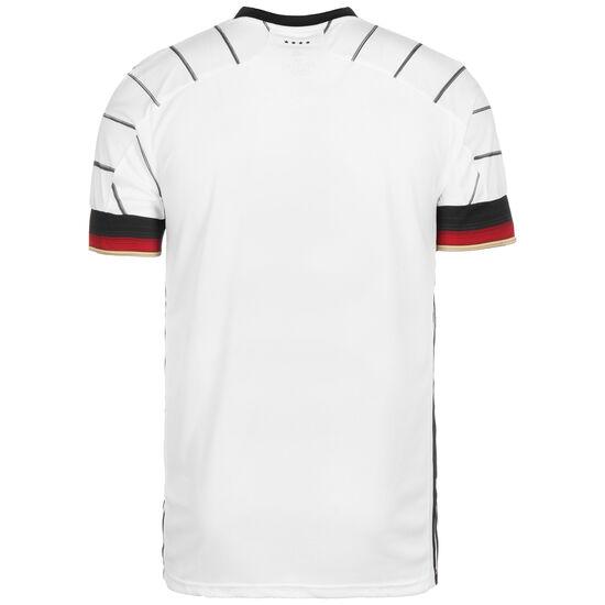 DFB Trikot Home EM 2021 Herren, weiß / schwarz, zoom bei OUTFITTER Online