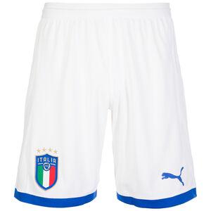 FIGC Italien Short Home WM 2018 Herren, Weiß, zoom bei OUTFITTER Online