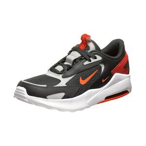 Air Max Bolt Sneaker Kinder, dunkelgrau / rot, zoom bei OUTFITTER Online