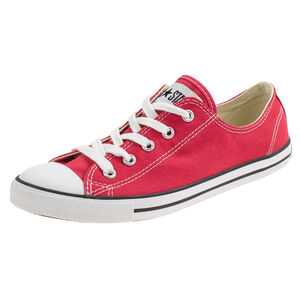 Chuck Taylor All Star Dainty OX Sneaker Damen, Rot, zoom bei OUTFITTER Online