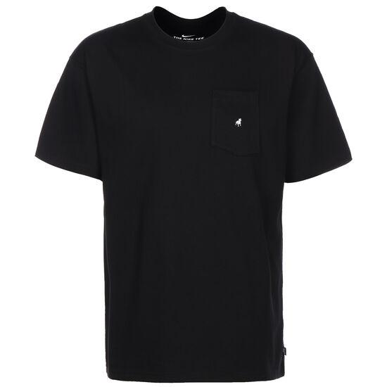SB Iso T-Shirt Herren, schwarz / weiß, zoom bei OUTFITTER Online