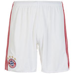 FC Bayern München Short Champions League 2017/2018 Herren, Weiß, zoom bei OUTFITTER Online