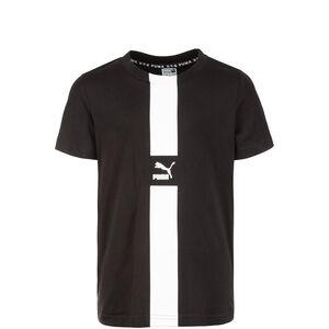 XTG T-Shirt Kinder, schwarz / weiß, zoom bei OUTFITTER Online