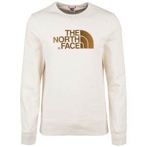 Crew Peak Crew Sweater Herren, weiß / gold, zoom bei OUTFITTER Online