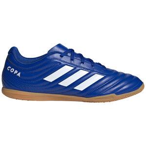 Copa 20.4 Indoor Fußballschuh Herren, blau / silber, zoom bei OUTFITTER Online