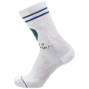 Space Trip Socken, weiß, zoom bei OUTFITTER Online
