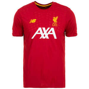 FC Liverpool Pre-Match Trainingsshirt Herren, rot / weiß, zoom bei OUTFITTER Online