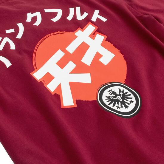 SGE x Tsubasa Prodigy T-Shirt Herren, weinrot, zoom bei OUTFITTER Online