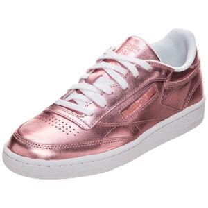 CLUB C 85 S Shine Sneaker Damen, Pink, zoom bei OUTFITTER Online