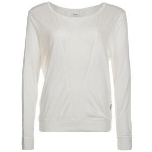 Mesh Trainingsshirt Damen, Weiß, zoom bei OUTFITTER Online
