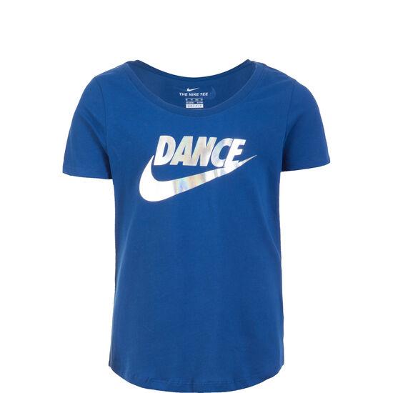 Dance T-Shirt Kinder, blau, zoom bei OUTFITTER Online