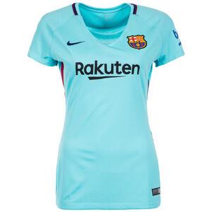 FC Barcelona Trikot Away Stadium 2017/2018 Damen, Blau, zoom bei OUTFITTER Online