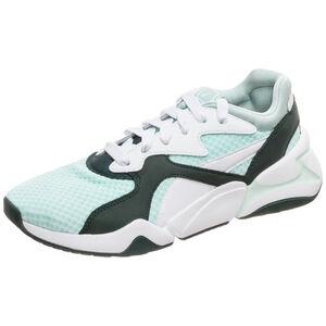 Nova '90s Bloc Sneaker Damen, hellblau / rosa, zoom bei OUTFITTER Online