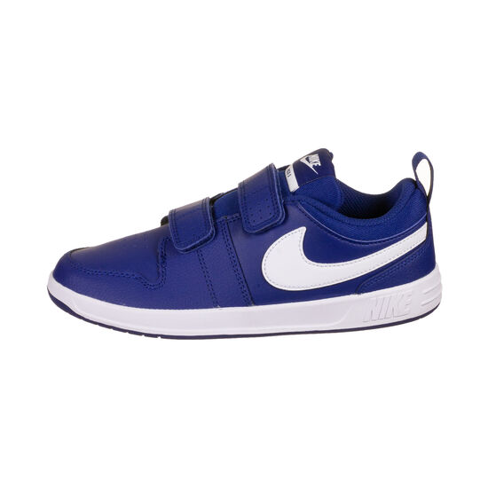 Pico 5 Sneaker Kinder, blau / weiß, zoom bei OUTFITTER Online